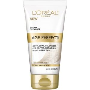 L'OREAL AGE PERFECT GENTLE DAILY CLEANSER  5.0 OZ